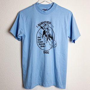 Vintage Western Single Stitch T-shirt 1990's